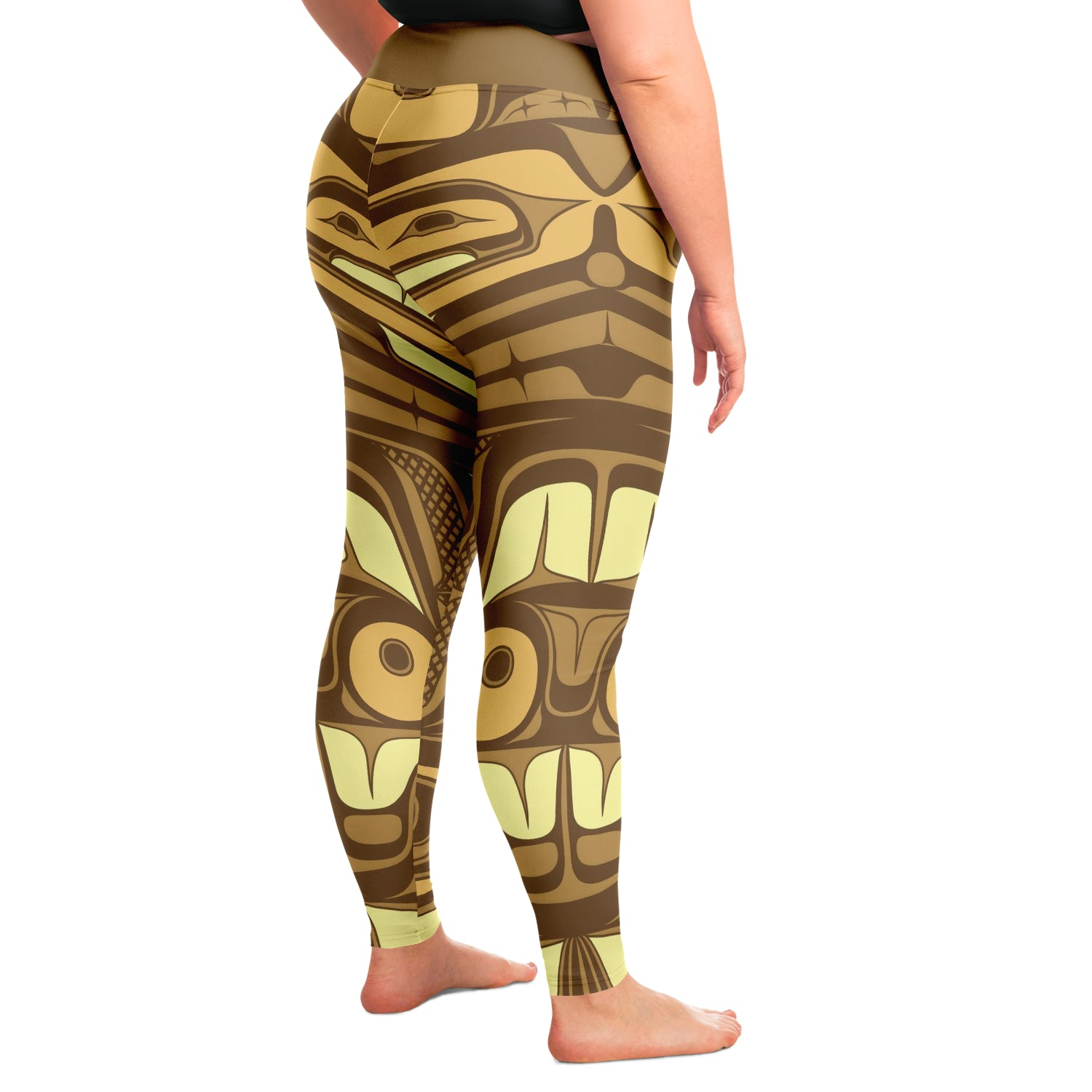 Chief of the Sea Plus Size Leggings