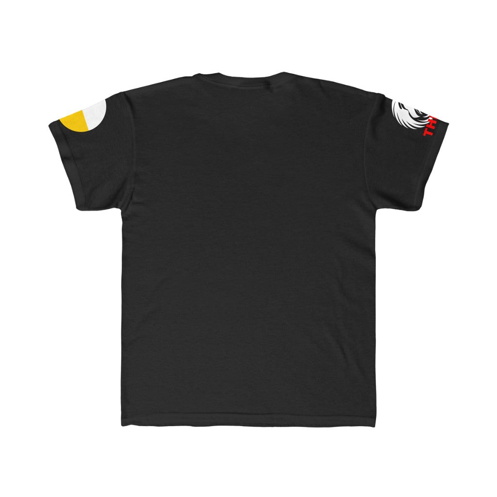 Youth Regular XS-XL Fit Cotton Frog Tee