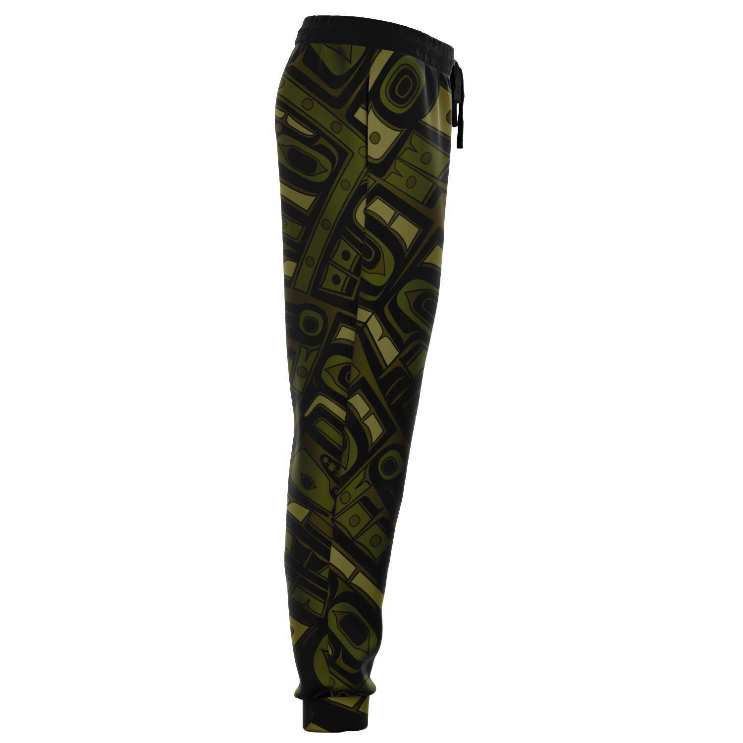 Mens Cotton Blend Fashion Jogger