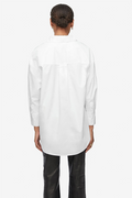Anine Bing Mika Shirt in White