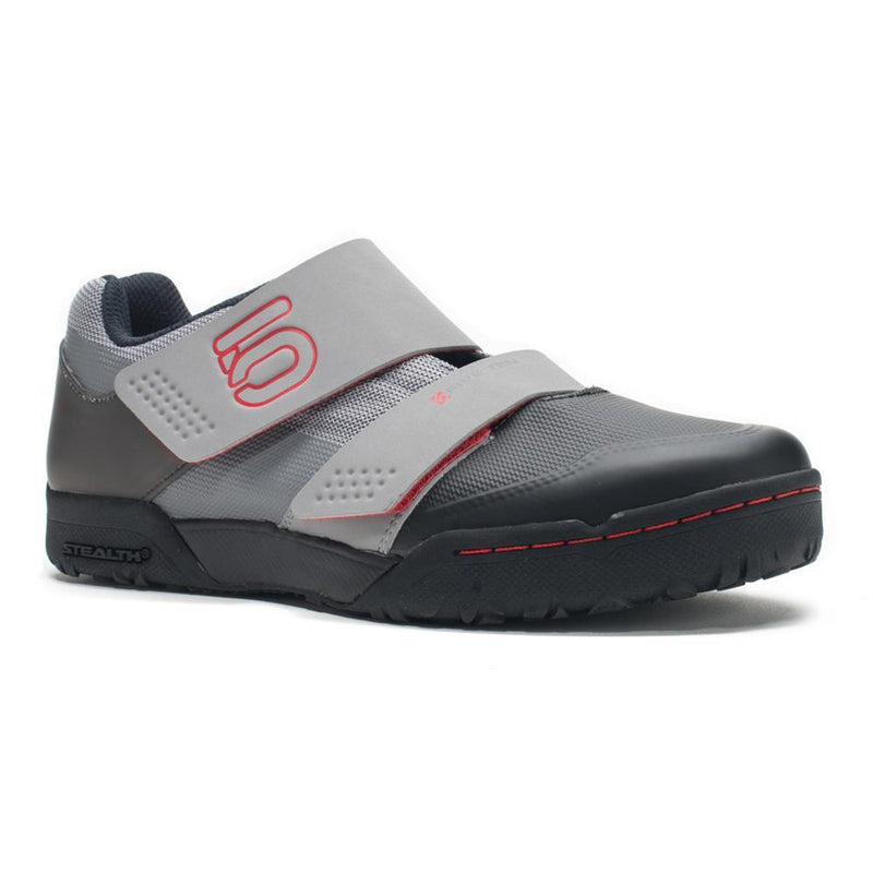 FIVE TEN 5151 MALTESE FALCON LT CLIPLESS MONO [GREY/RED]