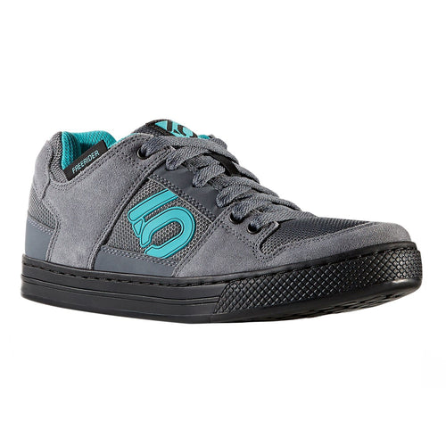 FIVE TEN 5596 WOMENS FREERIDER ONIX/SHOCKGREEN