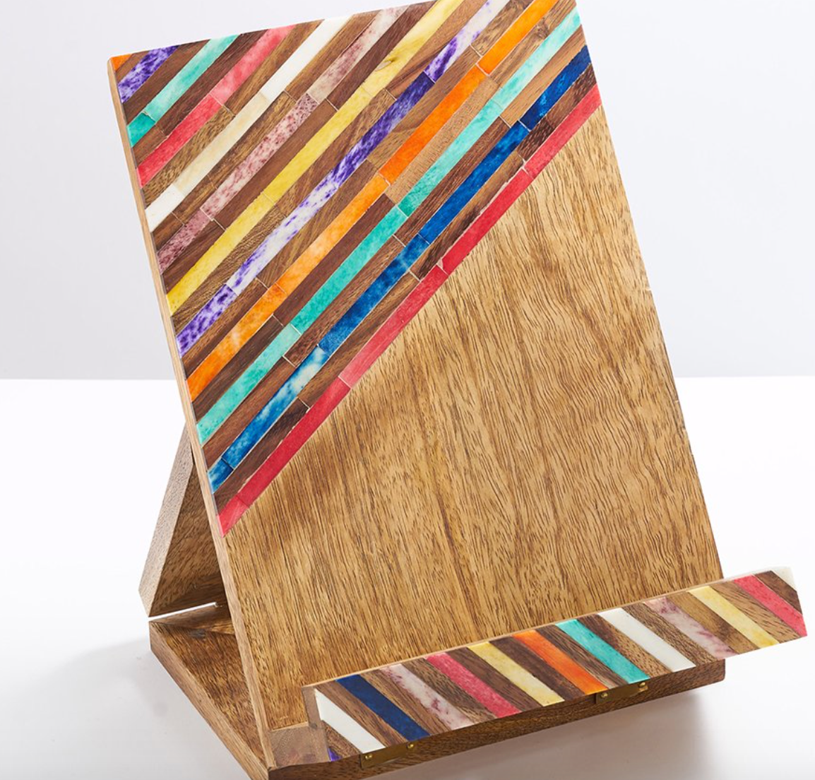 Banka Mundi Multi Color Tablet Book Stand