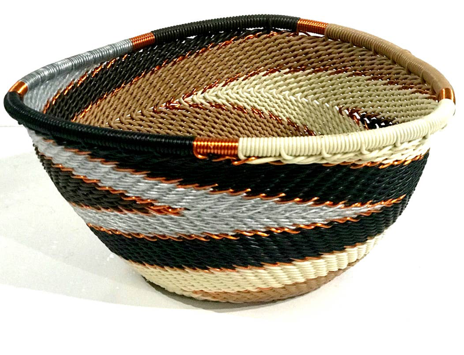 African Mocha Small Bowl