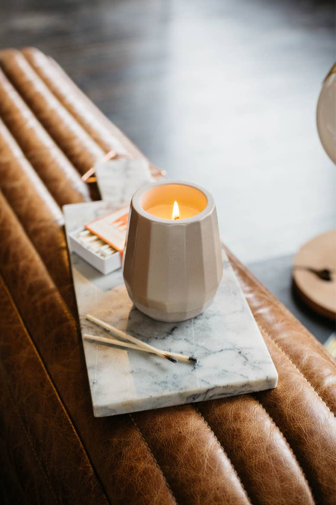 Passion Fruit and Patchouli Candle by Urban Wick by Cait + Co