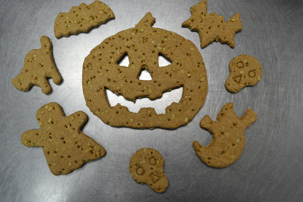 Halloween Crunchy Peanut Treats