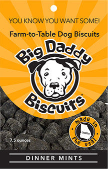 Dog Biscuits - Mints