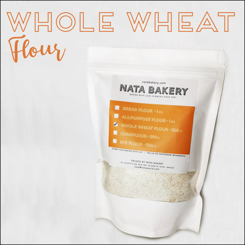 Whole Wheat Flour 500g