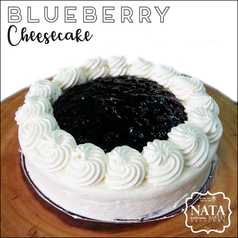 Cheesecake - Blueberry