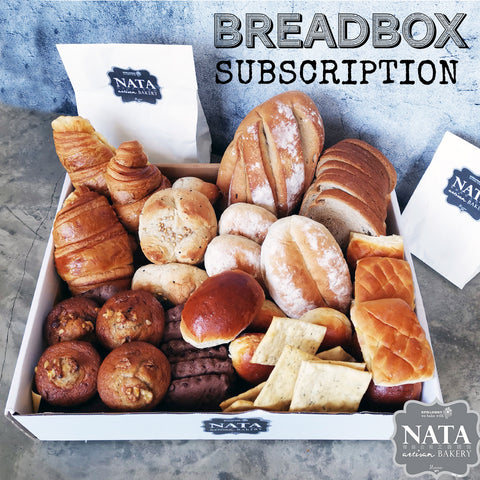 BREADBOX Subscription - ORDER 2 DAYS IN ADVANCE