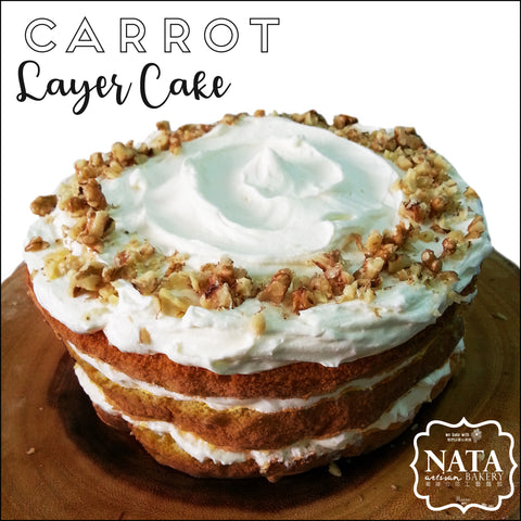 Layer Cake - Carrot