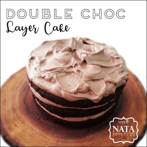 Layer Cake - Double Choc