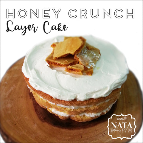 Layer Cake - Honey Crunch