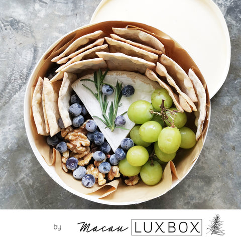 BRIE GRAZING LUXBOX - (ORDER 2 DAYS IN ADVANCE)