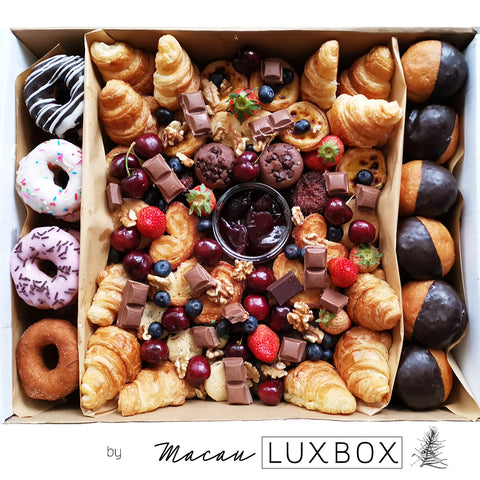 SWEET GRAZING LUXBOX - (ORDER 2 DAYS IN ADVANCE)
