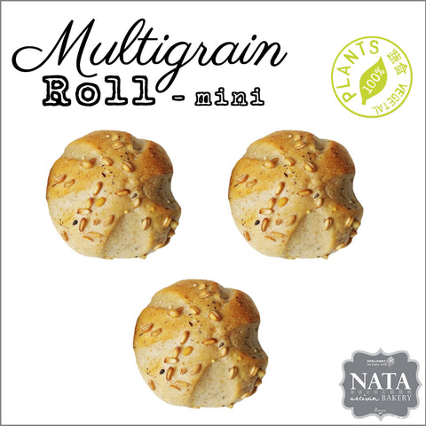Multigrain roll - mini    雜錦五穀包