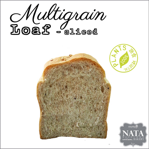Sandwich bread - multigrain  - pack 8 slices