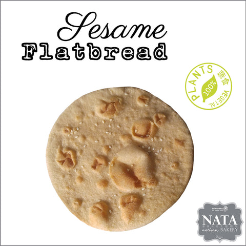 Vegan Flatbread - 3pcs.