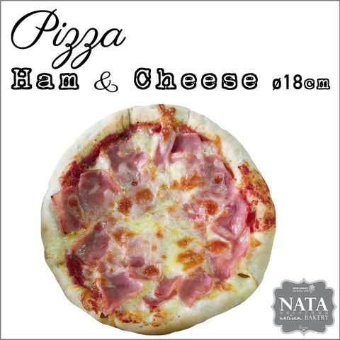 Pizza  - Ham & Cheese ø18cm