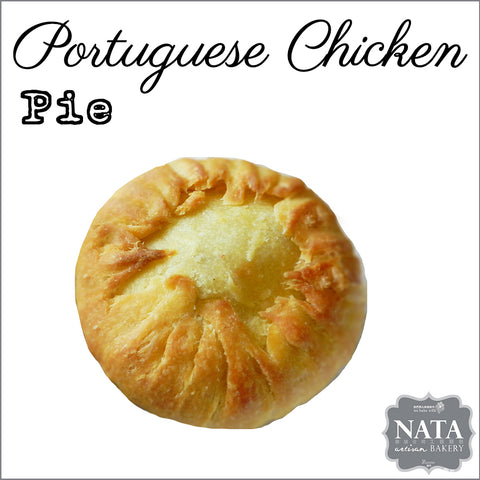 Portuguese Chicken pie  雞批(雞肉饀餅)