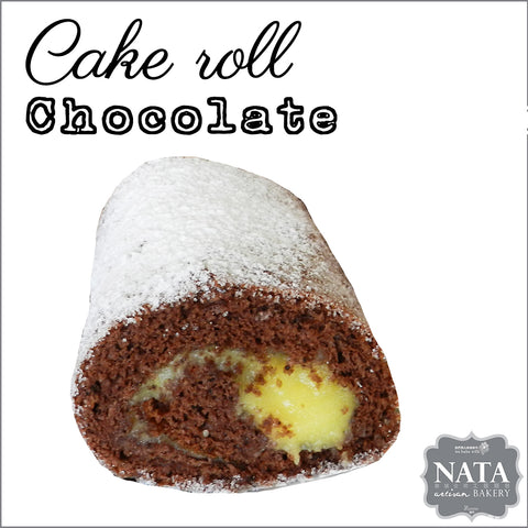 Cake roll (single serve) 蛋糕卷 - Chocolate