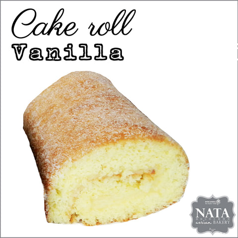 Cake roll (single serve) 蛋糕卷 - Vanilla