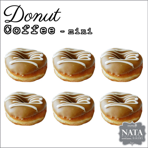 Mini Donut - Coffee (6 pcs.)