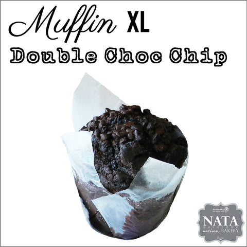 Muffin  XL - Double Choc Chip