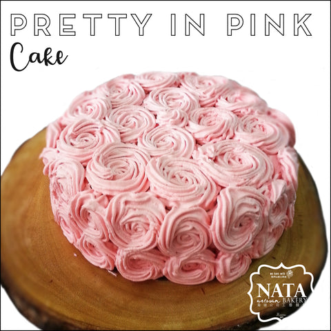 Cake - Pretty in Pink