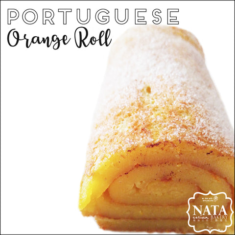 Portuguese Orange Roll - 1kg