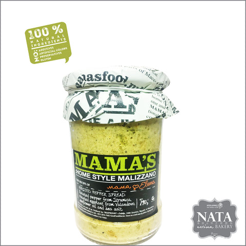 Vegetable Spread 100% Natural - Malizzano