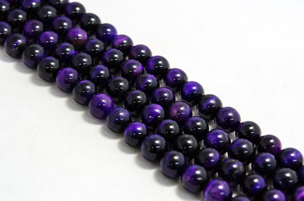 Purple Tiger's eye