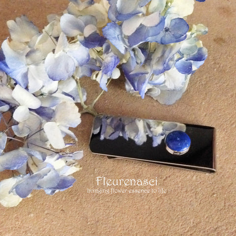 1MC-3 Flower Petal Bead Bezel Money Clip ~ Custom Order ~ Order Form Required