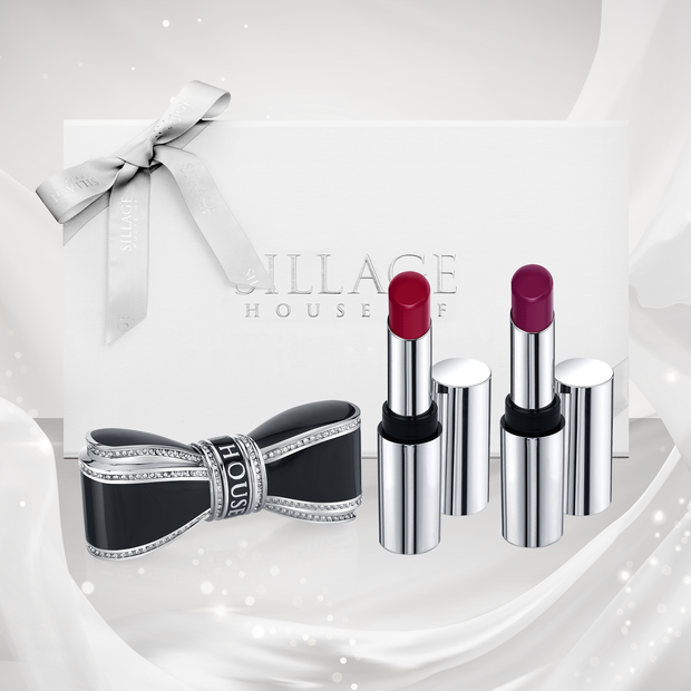 Eclipse Obsession Bow Lipstick Case Set ($268 Value)