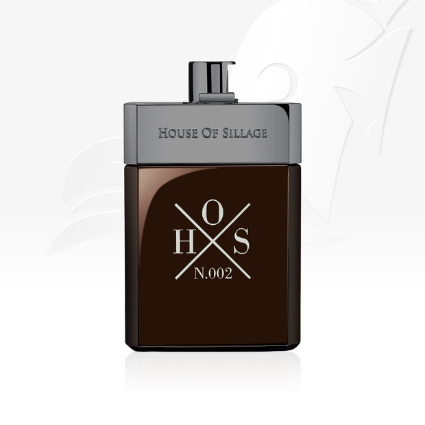 HOS N.002 - Luxury Mens Parfum - By House Of Sillage