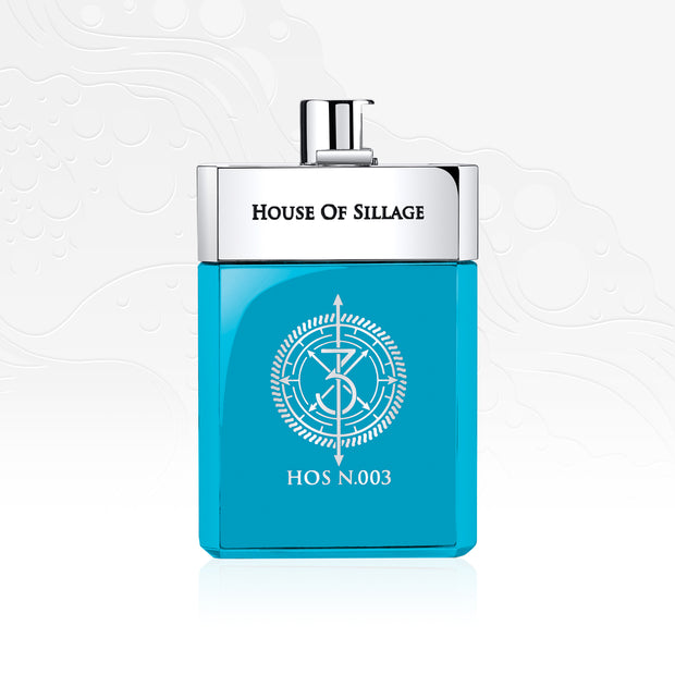 HOS N.003 - Luxury Men's Parfum - By House Of Sillage