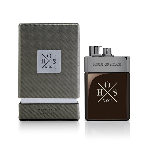 HOS N.002 - Luxury Men's Parfum