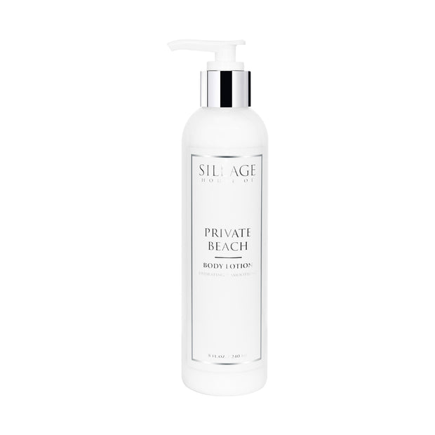 Private Beach Body Lotion - By House Of Sillage