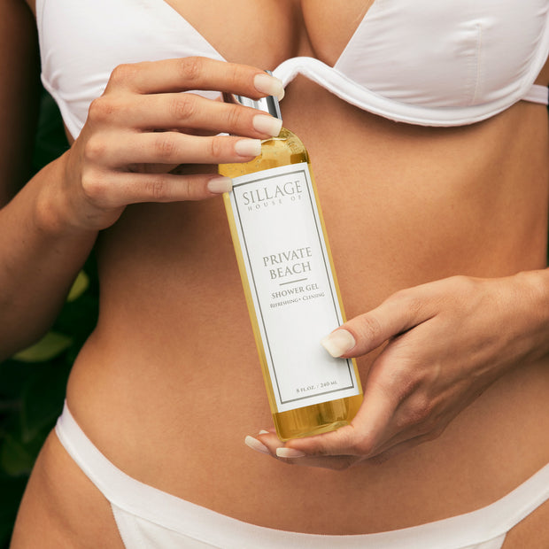 Private Beach Shower Gel