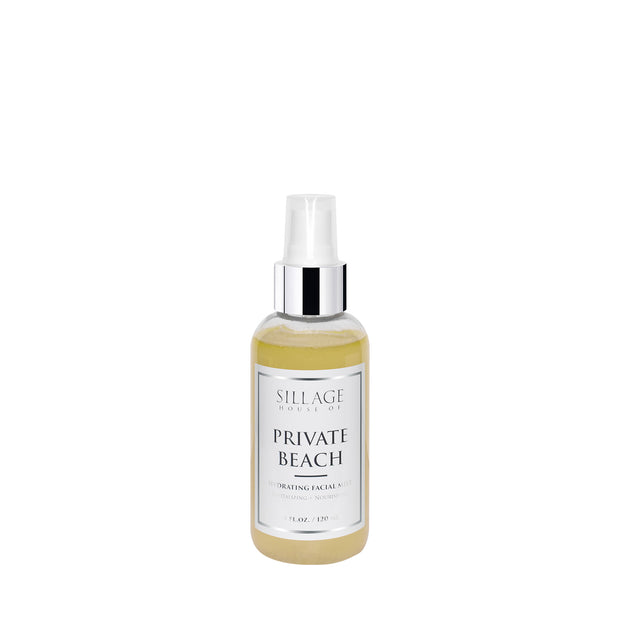 Private Beach Hydrating Facial Mist - By House Of Sillage