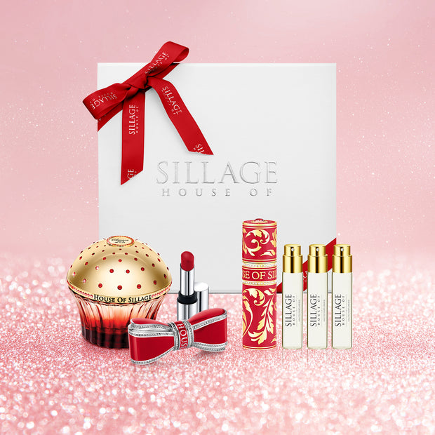 Royal Rose Fragrance & Beauty Gift Set ($963.00 Value)