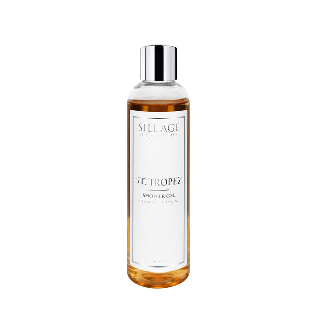 St. Tropez Natural Shower Gel - House of Sillage