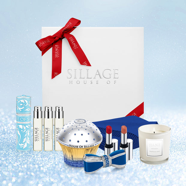 Sapphire Dream Fragrance & Beauty Ultimate Gift Set ($1,647.00 Value)