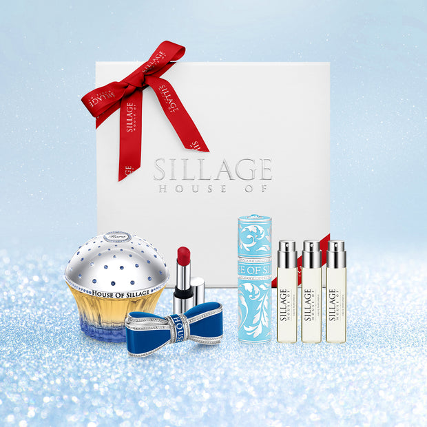 Sapphire Dream Fragrance & Beauty Gift Set ($963.00 Value)