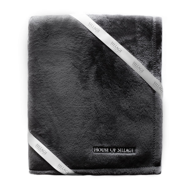 House Of Sillage Faux Mink Throw - Blanket