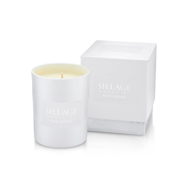 Almond Vanilla Scented Candle - Large - House of Sillage