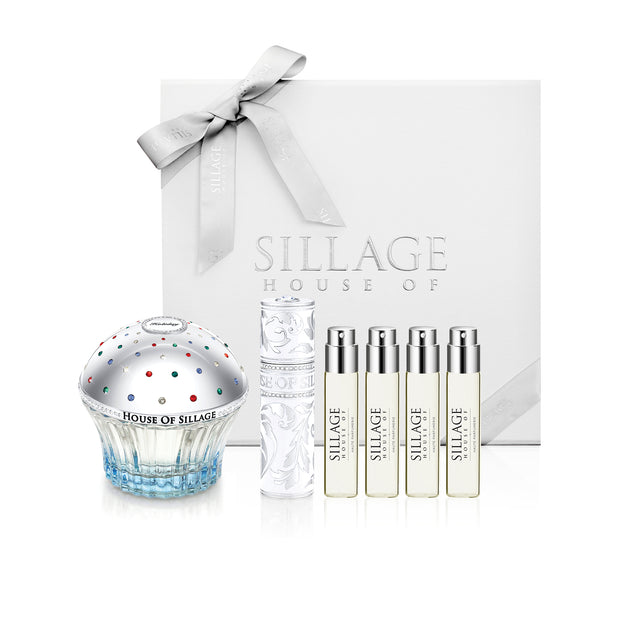 Holiday Parfum & Travel Spray Gift Set ($730 Value)