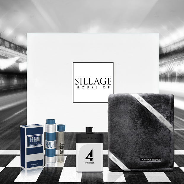 HOS N.004 Gift Set For Him - By House Of Sillage