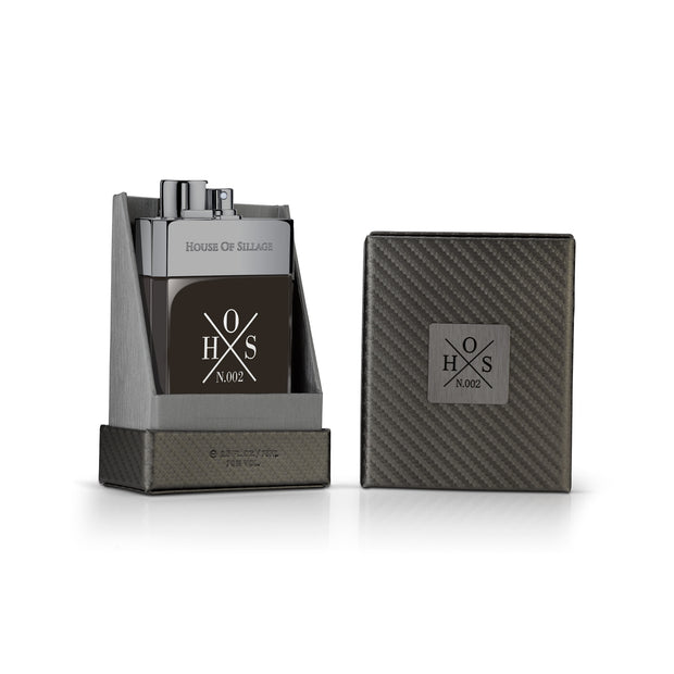 HOS N.002 - Luxury Mens Parfum - House of Sillage