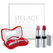 Red Bow Lipstick Case | Holiday Set - House of Sillage